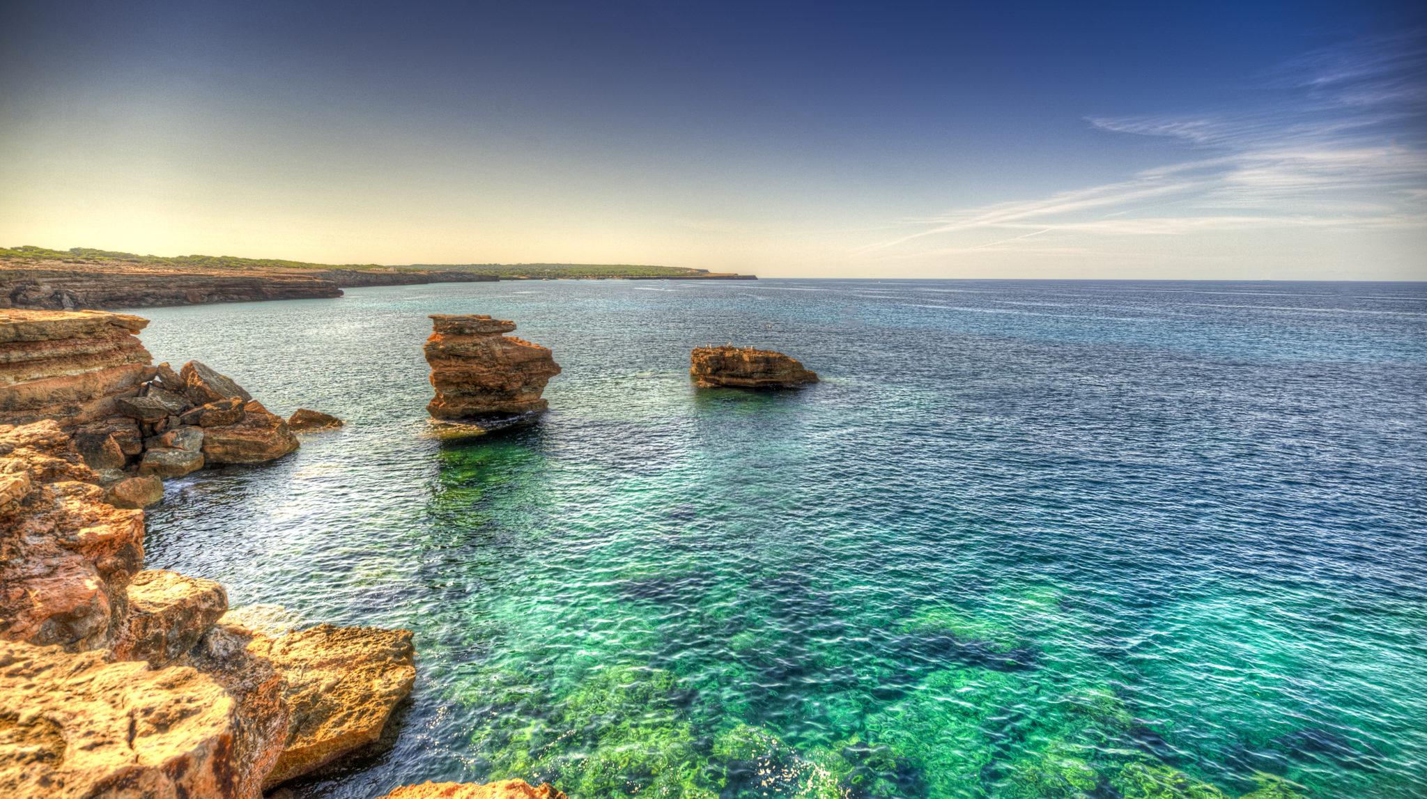 Can Marroig auf Formentera