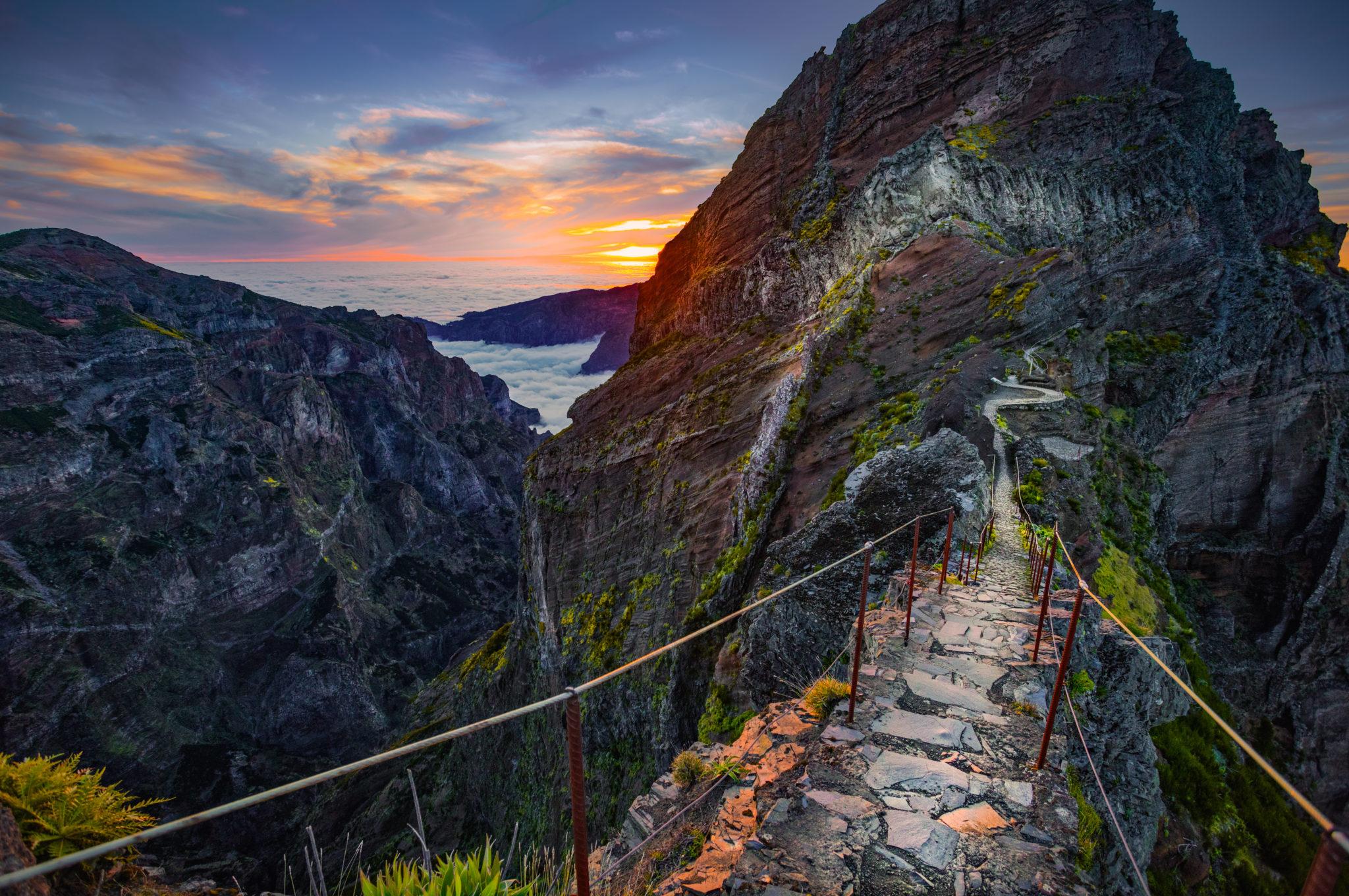 Madeiras faszinierende Landschaften