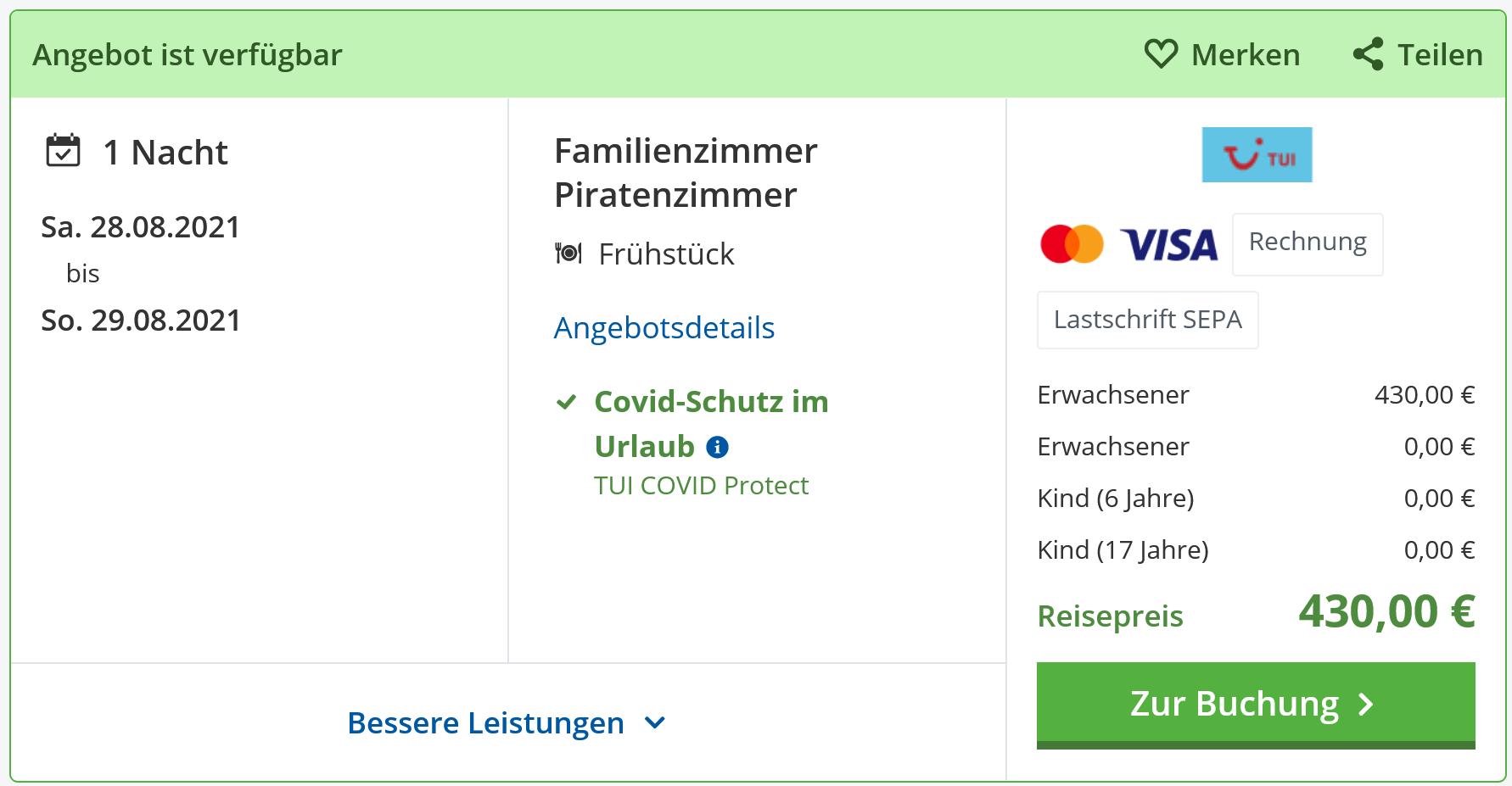 Heide Park Soltau Angebot inkl. 2 Tageskarten