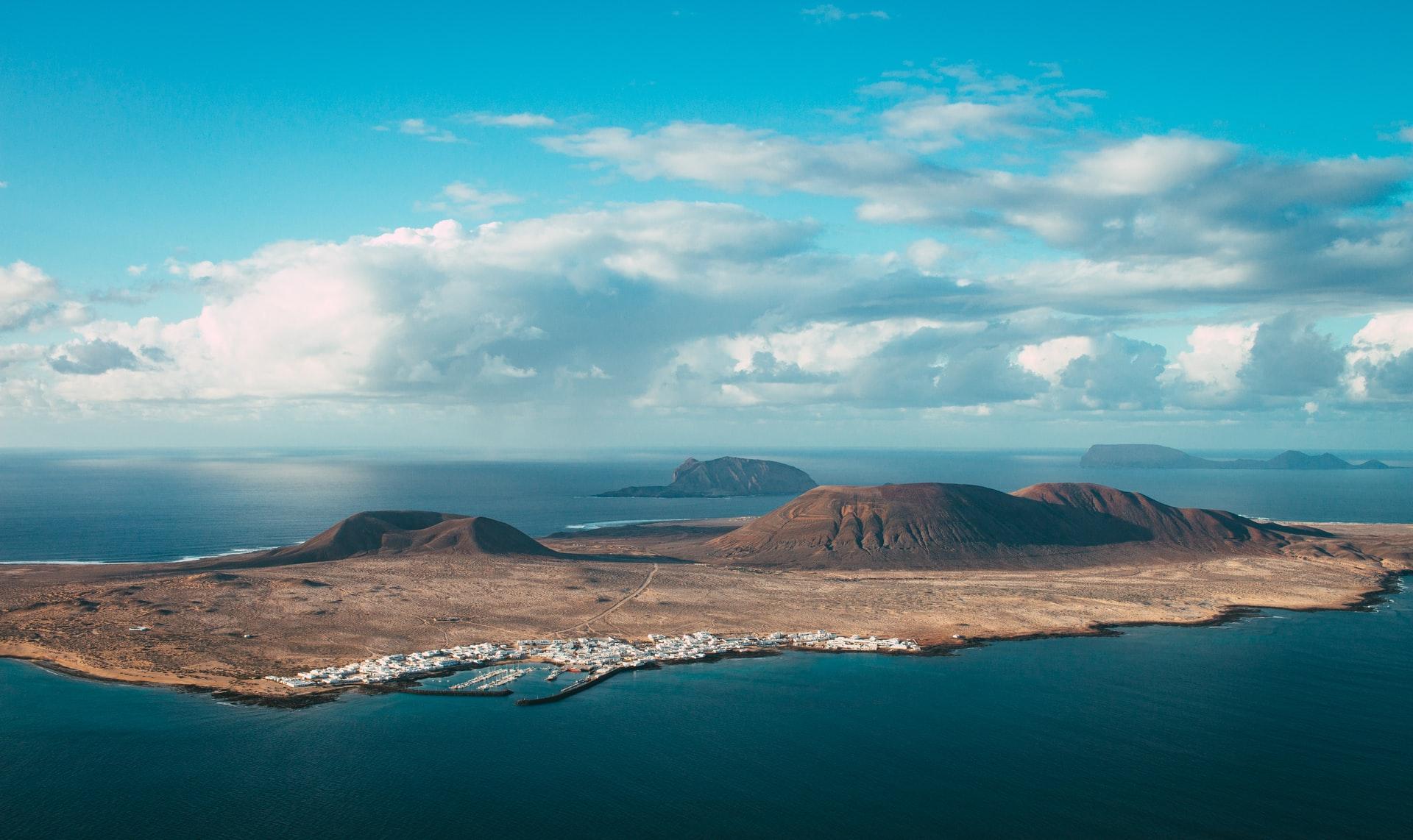 Vulkaninsel Lanzarote Kanaren