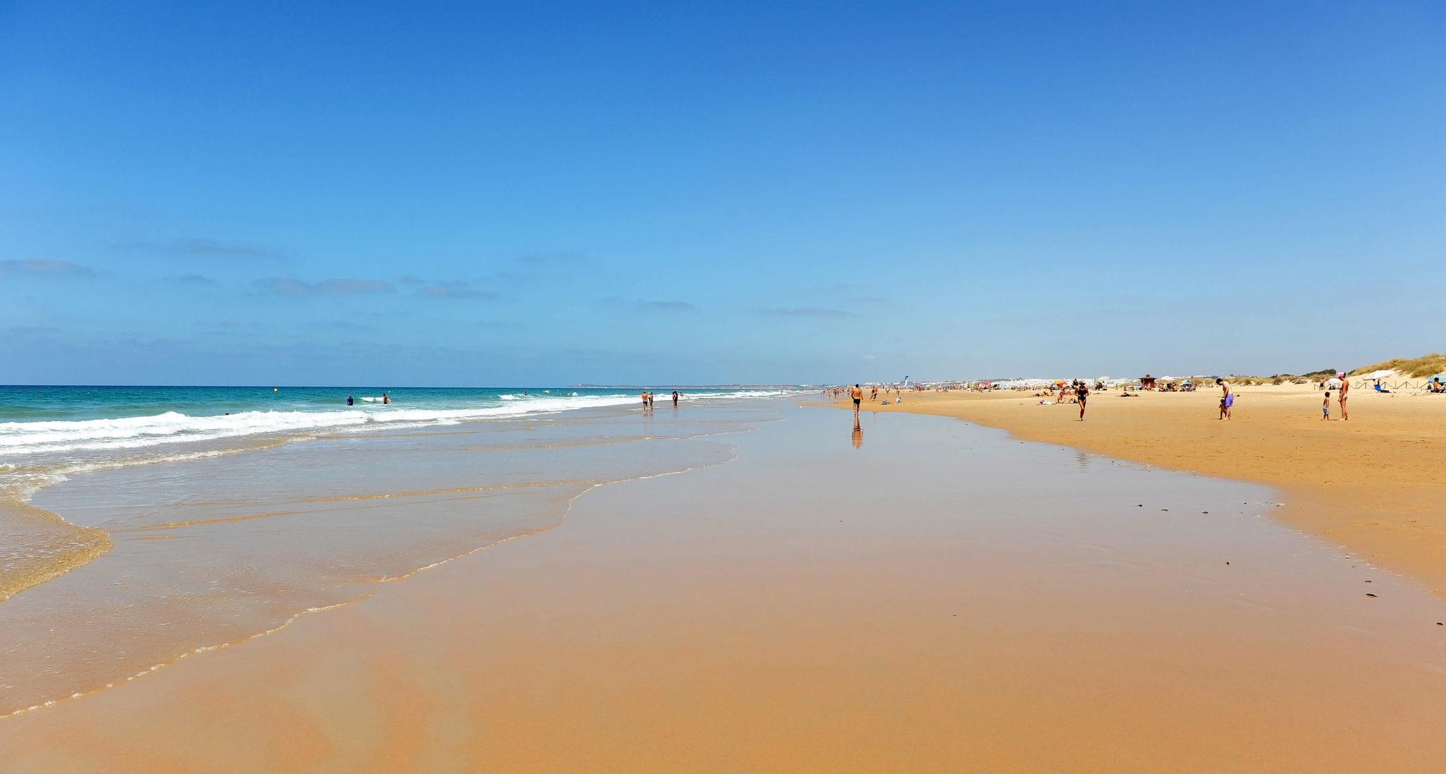 Traumstrand an der Costa de la Luz