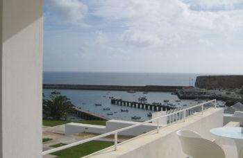 Hotel Memmo Baleeira - Blick von der Terrasse