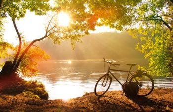 Ein schöner Morgen im September