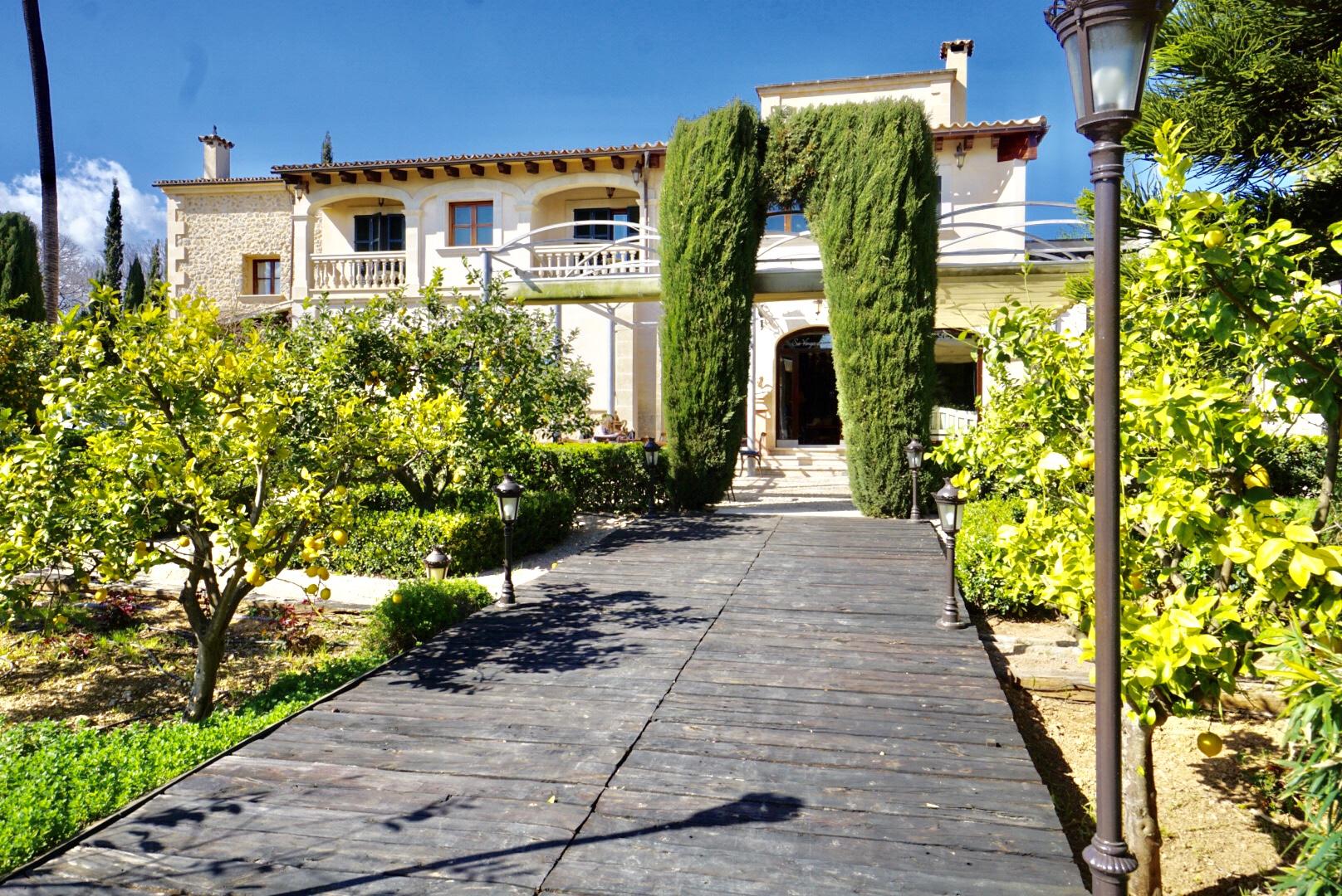 Unser Weinreise Tipp auf Mallorca © Sa Vinya des Convent