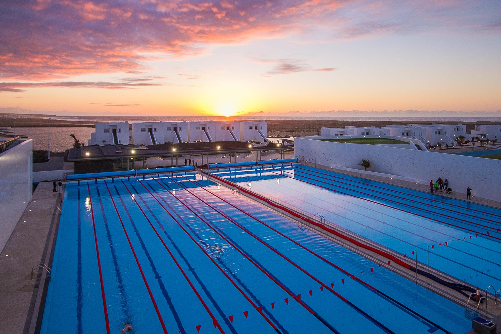 So sieht ein perfekter Pool aus © Club La Santa