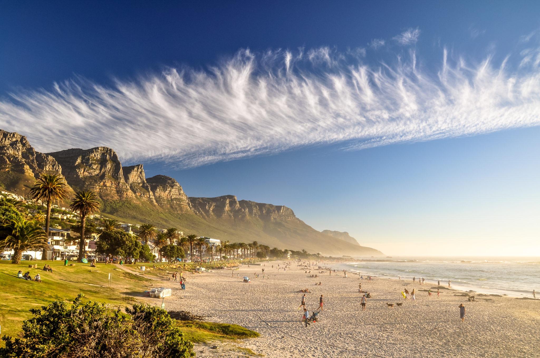 Camps Bay - Traumstrand von Kapstadt