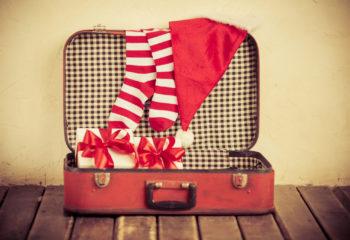 Reise-Weihnachtsgeschenke