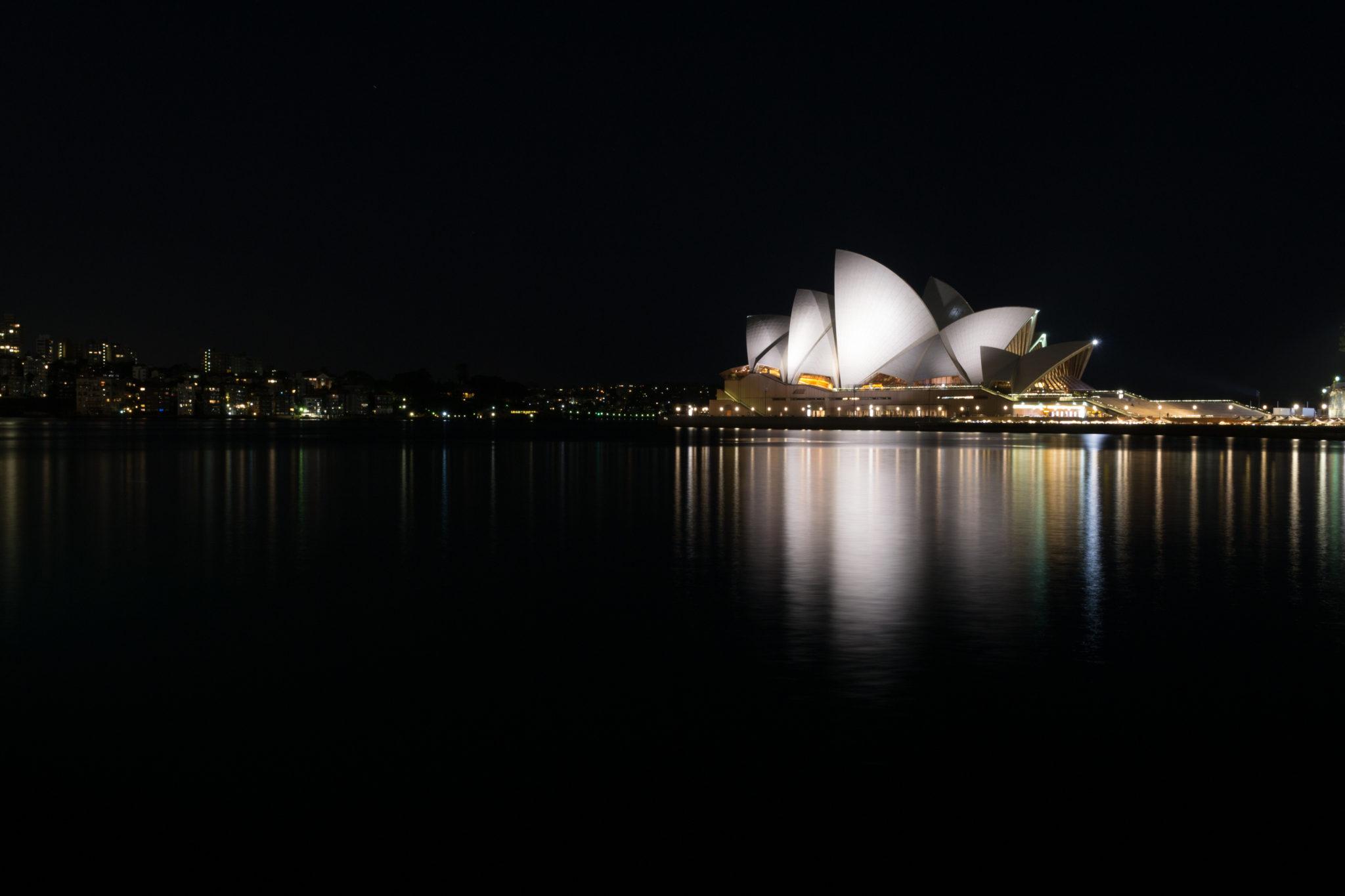 Die wunderschöne Oper von Sydney