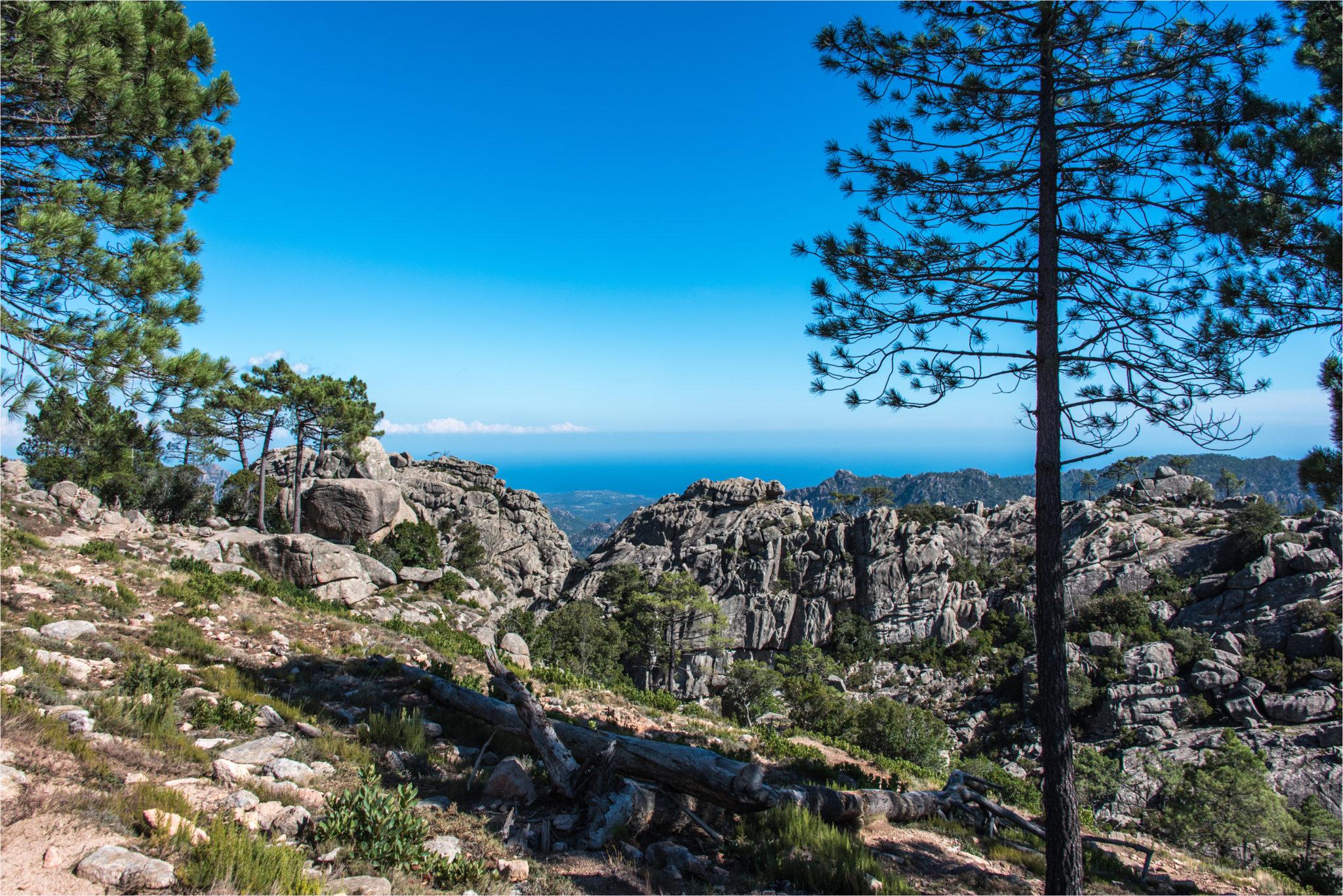 Glamping inmitten der Bergwelt Korsikas
